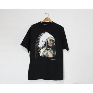 Vintage New Mexico Native American Indian T Shirt